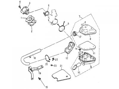 Tao Tao Ata 110 Wiring Diagram