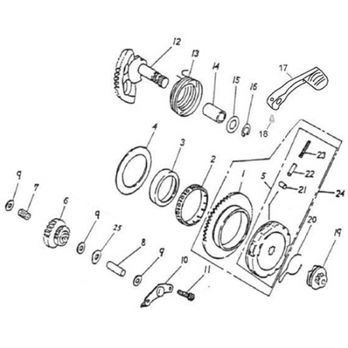 Polaris Sportsman 90cc Wiring Schematic ATV Wiring