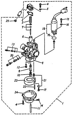 Diagram Of Atv Seat ATV Illustrations Wiring Diagram ~ Odicis