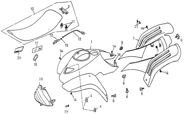 Eton Mini 50cc Atv Wiring Diagram Jonway 50Cc Scooter