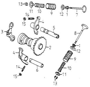Honda Crf 230 Wiring Diagram CRF 50 Carburetor Diagram