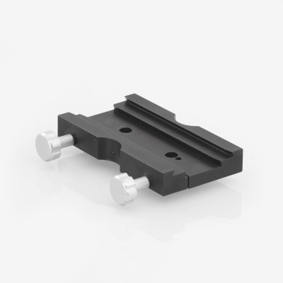 ADM Accessories | DV Series | Dovetail Saddle | DUAL-CGE | DUAL-CGE- DUAL Series Saddle. Fits Celestron CGE Mounts | Image 1