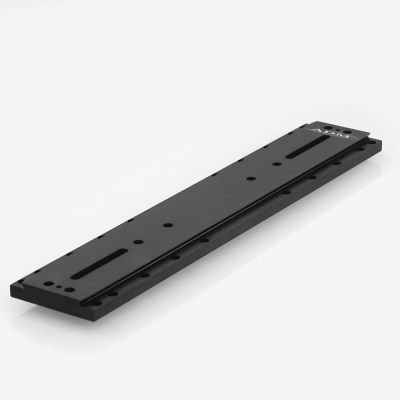 ADM Accessories | D Series | Universal Dovetail Bar | DUP21AP | DUP21AP- D Series Universal Dovetail Bar. 21″ Long, 3.5″ Spacing | Image 1