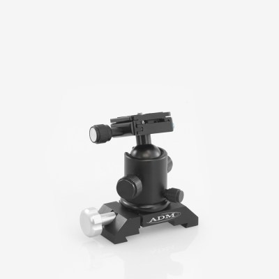 ADM Accessories | DV Series | Dovetail Camera Mount | DVBCM | DVBCM- D or V Series Bogen Camera Mount | Image 1