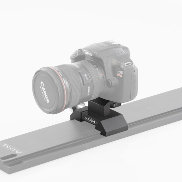 ADM Accessories | DV Series | Dovetail Camera Mount | DVCM | DVCM- D or V Series Camera Mount - Installed | Image 2