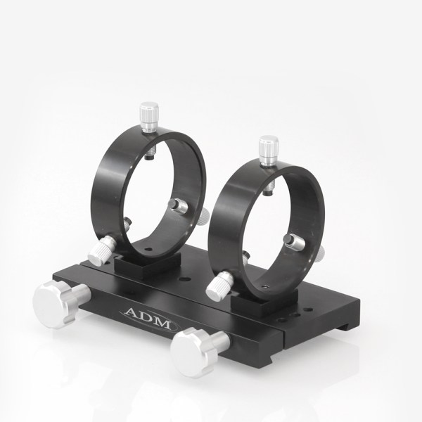 ADM Accessories | D Series | Dovetail Ring | SDR75 | SDR75- D Series Single Ring Set. 75mm Adjustable Rings | Image 2