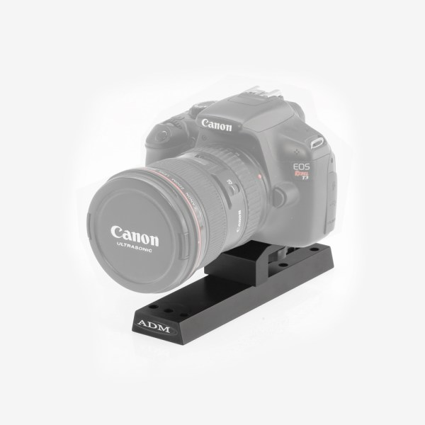 ADM Accessories | V Series | Dovetail Camera Mount | VDUP-VCM | VDUP-CM- V Series Universal Dovetail Camera Mount - Installed | Image 2