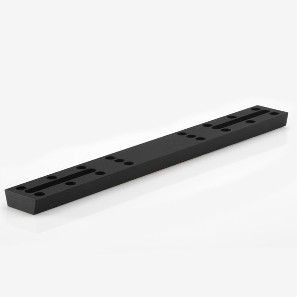 ADM Accessories | V Series | Universal Dovetail Bar | VDUP14 | VDUP14- V Series Universal Dovetail Bar. 14″ Long | Image 2