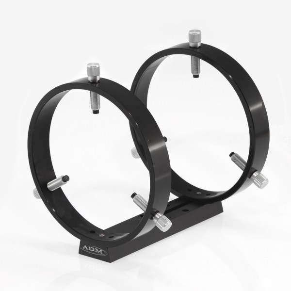 ADM Accessories | V Series | Dovetail Ring | VDUPR150 | VDUPR150- V Series Universal Dovetail Ring Set. 150mm Adjustable Rings | Image 1