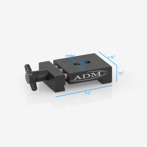 ADM Accessories | V Series | Miscellaneous | VPA | VPA- V Series Dovetail Adapter | Image 3