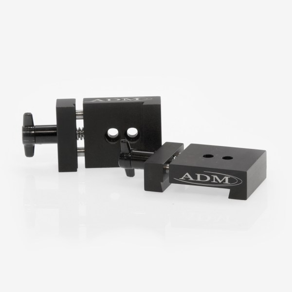 ADM Accessories | V Series | Riser Blocks | VPA_RISERS | For the VR75- V Series Dovetail Ring Set. 75mm Adjustable Rings | Image 1