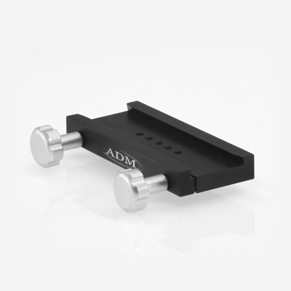ADM Accessories | V Series | Dovetail Saddle | VSAD-TPD | VSAD-TPD- V Series Saddle. Tapped Hole Version | Image 1