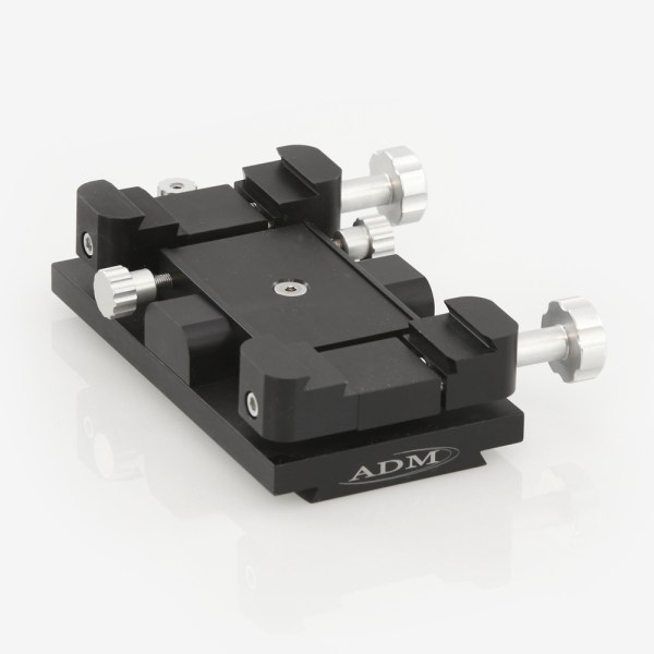 ADM Accessories | Miscellaneous | ALT/AZ Aiming Devices | MAX-M | Mini-MAX ALT/AZ Aiming Device. Male Dovetail Version | Image 1