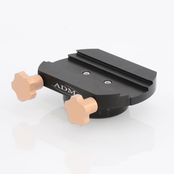 ADM Accessories | DV Series | DUAL-CGEM-NOK | DUAL Series Saddle. Fits Celestron CGEM Mounts No Knobs | Image 2