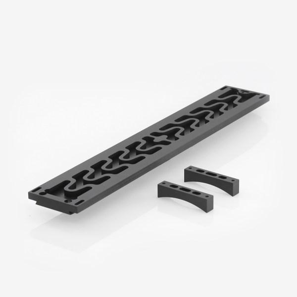 ADM Accessories | D Series | Dovetail Bar | DRASA11 | DRASA11- D Series Dovetail Bar. First Celestron RASA 11 OTA's | Image 2