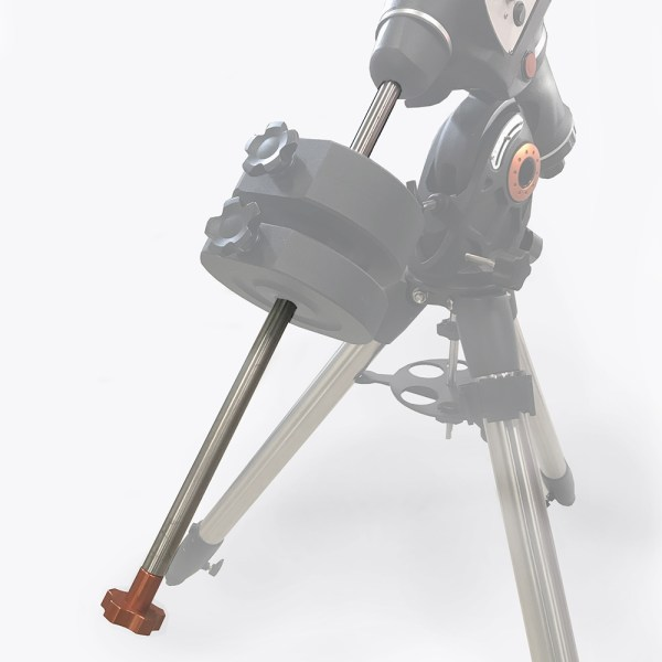 """ADM Accessories   Miscellaneous   Counterweights   CGEM-CW   CGEM-CW- Celestron CGEM Counterweight Extension. 20"""" Long   Image 1"""