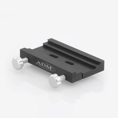 ADM Accessories | DV Series | DUAL-SLT | DUAL-SLT - DUAL Series Saddle. Standard Hole Version | Image 1