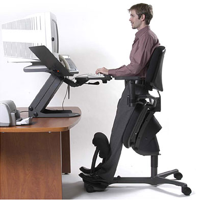 chair design for back pain ergonomic height radical new workstation | impact lab