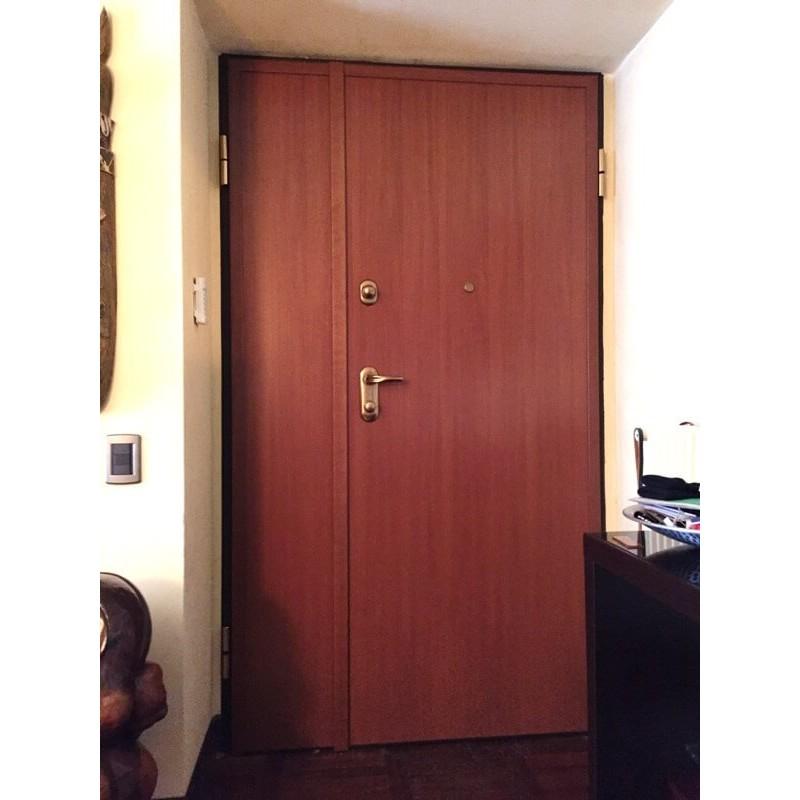 Porta Blindata Dierre SENTRY 1 DB  2 ante  cilindro
