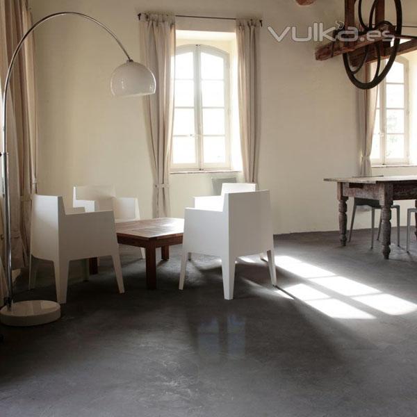 Cemento pulido suelo 2 - Suelo de microcemento pulido ...