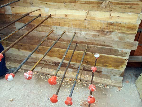 Construcci n de una escalera for Escaleras para construccion