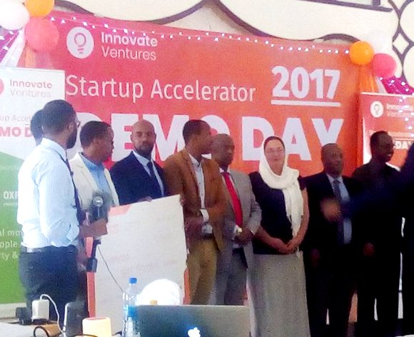 ADMAS GRADUATE AWARDED $10,000 BY INNOVATE VENTURE