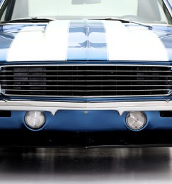 watch video watch video for sale used 1969 chevrolet camaro built 454 big block ss options z stipes  [ 1808 x 1113 Pixel ]