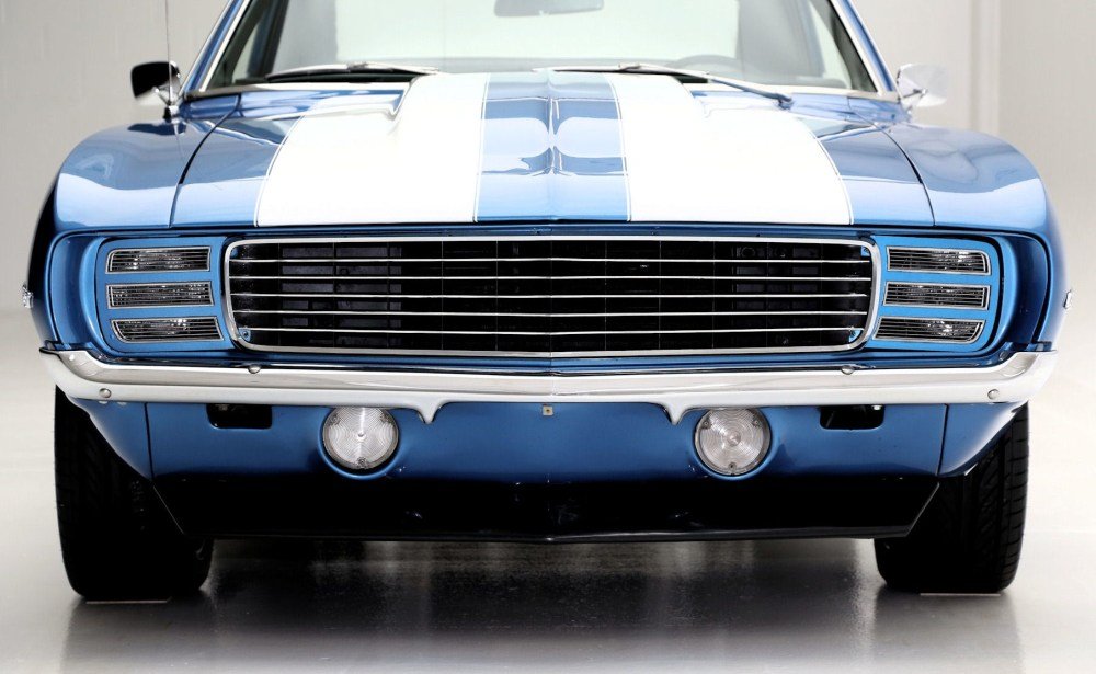 medium resolution of watch video watch video for sale used 1969 chevrolet camaro built 454 big block ss options z stipes