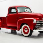 1949 Chevrolet Pickup One Fine Truck 4 Speed