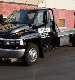 for sale used 2003 chevrolet 5500 black rollback tow truck flatbed duramax  [ 1920 x 1280 Pixel ]