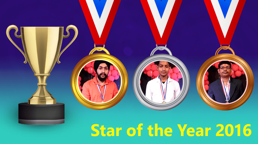ADMEC Best Students of the Year 2016