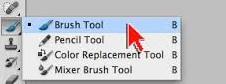 Brush Tool (B)