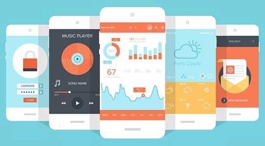 Create App design
