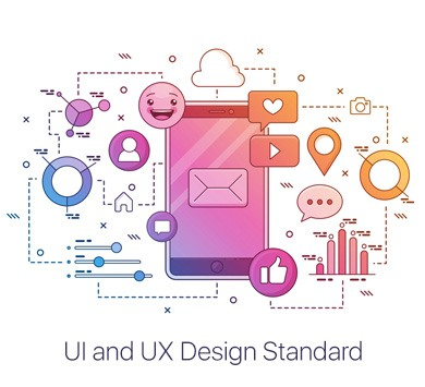 UI and UX Design Standard