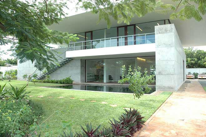 Top 10 Architects in India: AON Insurance Headquarter
