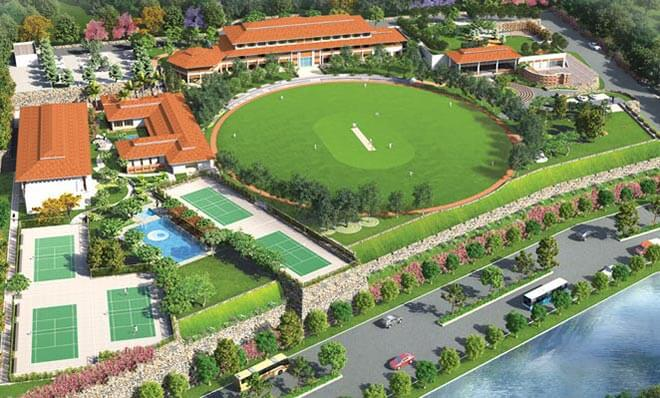 Top 10 Architects in India: The Kensington Club