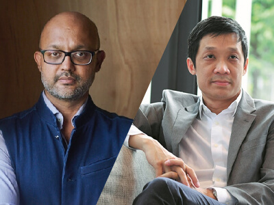 Kapil Gupta and Christopher Lee: Top Architecture Designers in India