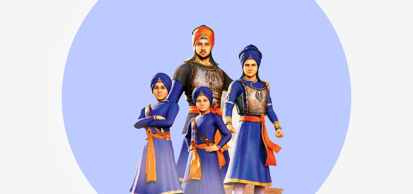Best 3D Animation Movies in India - Charr Sahibzaade