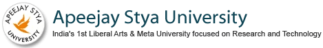 Apeejay Stya University Gurgaon