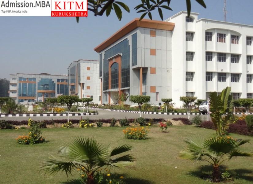 KITM Kurukshetra Admission 2020