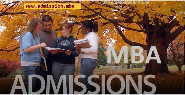 Admission MBA Noida