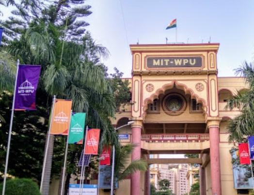 MIT WPU Admission 2021