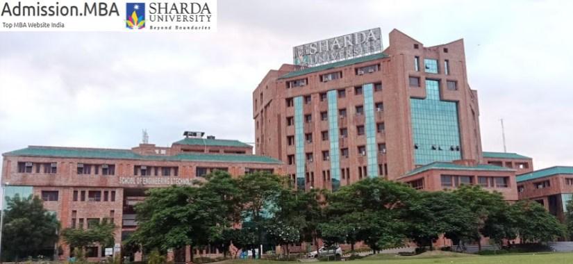 Sharda University Greater Noida Admission 2020