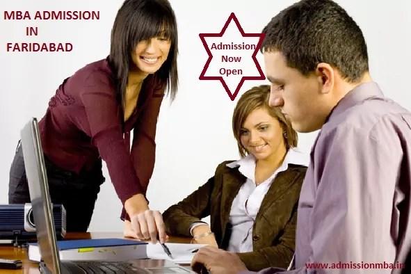 MBA Admission Faridabad