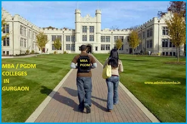Top MBA colleges Gurgaon