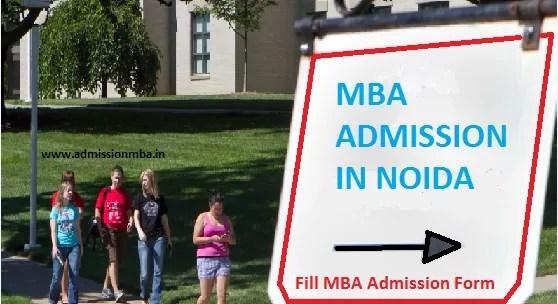 MBA Admission Noida