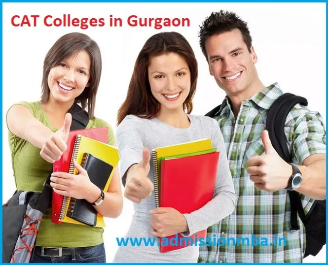 MBA Colleges Accepting CAT score in Gurgaon
