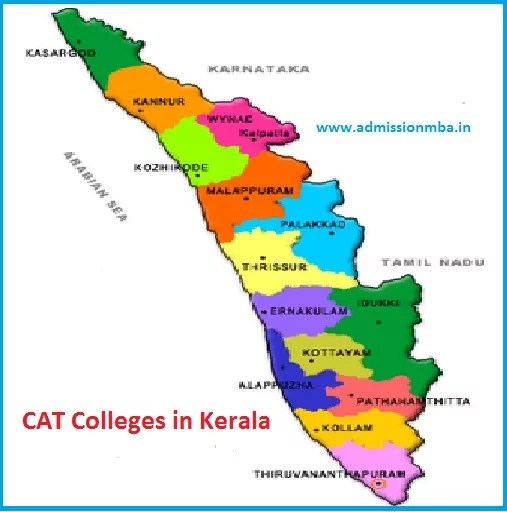 Mba Colleges Accepting Cat Score In Kerala India Colleges