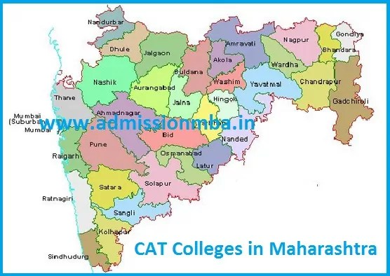 MBA Colleges Accepting CAT score in Maharashtra