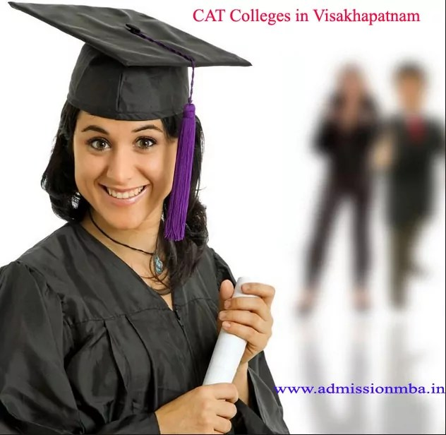 MBA Colleges Accepting CAT score in Visakhapatnam